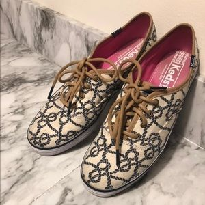 Nautical rope keds